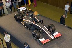La HRT F1