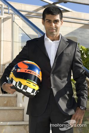 Karun Chandhok, driver