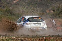 Gianluca Linari Paolo Gregoriani, Subaru Impreza STI