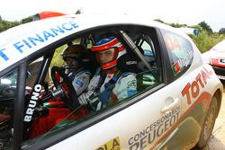 Bruno Magalhaes et Carlos Magalhaes, Peugeot Sport Portugal Peugeot 207 S2000