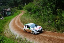 Fabio Dall'Agnol en Marcelo Dalmut, RT One Peugeot 207 1600