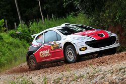 Daniel Oliveira and Carlos Del Barrio, Peugeot 207 S2000