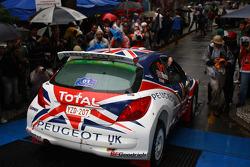 Kris Meeke en Paul Nagle, Peugeot UK Peugeot 207 S2000