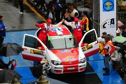 Luis Tedesco and Gabriel Morales, Ted Racing Fiat Palio 1600