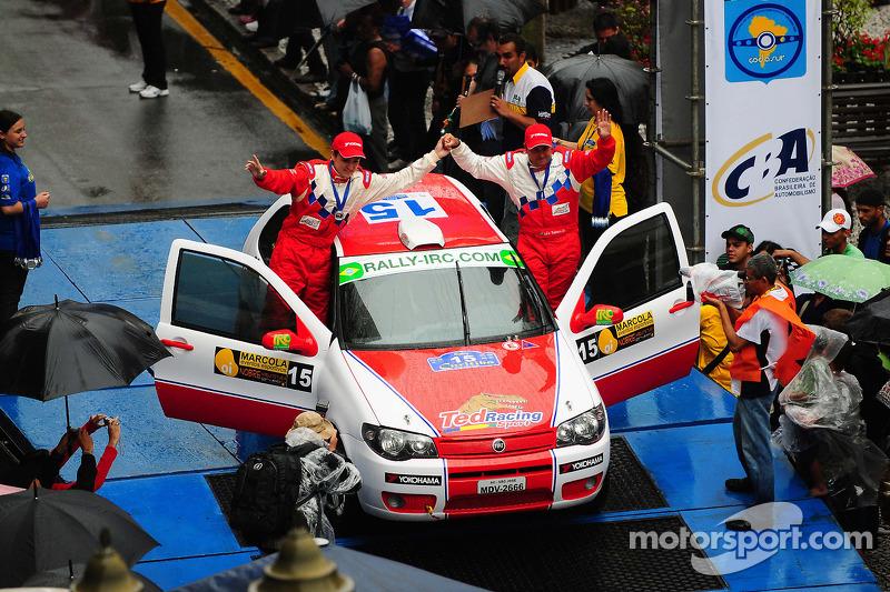 Luis Tedesco et Gabriel Morales, Ted Racing Fiat Palio 1600