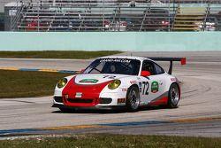 #72 Grant Racing/901 Shop Porsche GT3: Carey Grant, Kevin Grant, Milton Grant