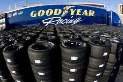 Goodyear trucks