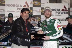 Polepositie Dale Earnhardt Jr., Hendrick Motorsports Chevrolet