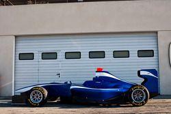 Carlin team car
