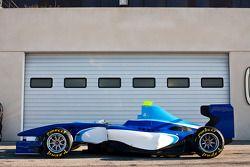 ATECH CRS GP team car