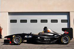 La voiture de Jenzer Motorsport