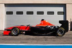 La voiture de Manor motorsport