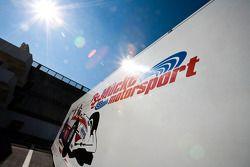 La camion et logo Mucke Motorsport
