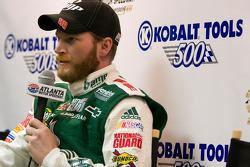 poleman Dale Earnhardt Jr., Hendrick Motorsports Chevrolet conférence de presse après qualifications