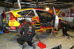 Petter Solberg Rallying service