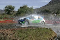 Xavier Pons y Alex Haro Bravo, Ford Fiesta S2000, Nupel Global Racing