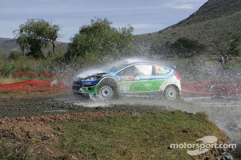 Xavier Pons en Alex Haro Bravo, Ford Fiesta S2000, Nupel Global Racing