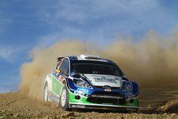 Xavier Pons en Alex Haro Bravo, Ford Fiesta S2000, Nupel Global Racing
