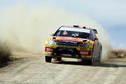 Petter Solberg en Philip Mills, Citroën C4 WRC, Petter Solberg Rallying
