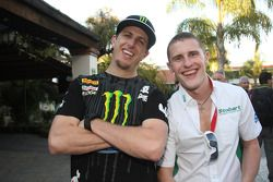 Ken Block and Matthew Wilson