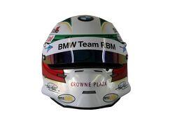 Andy Priaulx, BMW Team RMB, BMW 320si casque