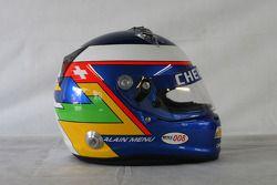 Alain Menu, Chevrolet, Chevrolet Cruze LT casque