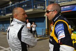 Gabriele Tarquini, SR - Sport, Seat Leon 2.0 TDI et Tom Coronel, SR - Sport, Seat Leon 2.0 TDI