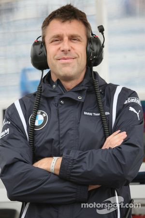 Bart Mampaey, Team Principal, BMW Team RBM