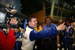 Race winnaar Scott Pruett