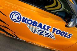 Kobalt Tools 500 signage