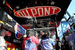 Jeff Gordon, Hendrick Motorsports Chevrolet avec les médias