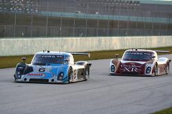 #6 Michael Shank Racing Ford Riley: Brian Frisselle, Michael Valiante; #60 Michael Shank Racing Ford