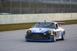 #67 TRG Porsche GT3: Spencer Pumpelly, Enrique Saravia Toriello