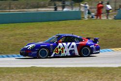 #41 TRG Porsche 997: Ted Ballou, Spencer Pumpelly