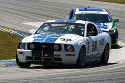 #58 Rehagen Racing Ford Mustang GT: Tim George Jr., Conrad Grunewald