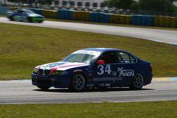 #34 Next Generation Motorsports BMW 330: Squeak Kennedy, Byron Payne