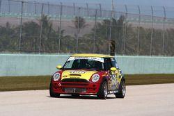 #198 RSR Motorsports Mini Cooper S: Craig Conway, BJ Zacharias