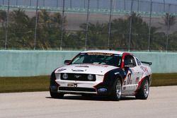 #17 CMA Motorsports Ford Mustang GT: Mark Ackley