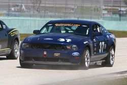 #37 JBS Motorsports Mustang Boss 302R: James Gue, Bret Seafuse