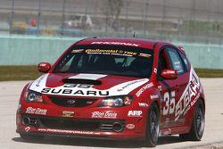 #35 Subaru Road Racing Team Subaru WRX-STI: Andrew Aquilante, Bret Spaude