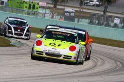 #07 Euro Motorworks Racing Porsche 997: Terry Heath, Rene Robichaud