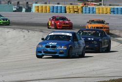 #36 Next Generation Motorsports BMW 330: Chris Brown, Laura Olson