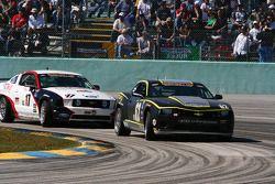 #62 Mitchum Motorsports Camaro GS.R: Joey Atterbury, Devin Cates
