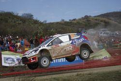 Martin Prokop and Jan Tomanek, Ford Fiesta S2000
