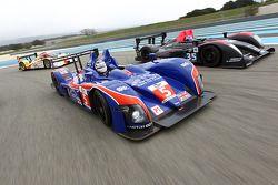 #5 Beechdean Mansell Ginetta-Zytek 09S: Nigel Mansell, Leo Mansell, Greg Mansell, #35 Oak Racing Pes