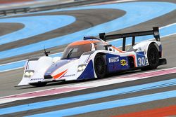 #30 Racing Box Lola B09 Coupé - Judd: Ferdineto Geri, Andrea Piccini, Giacomo Piccini, Jesus Diez Villaroel