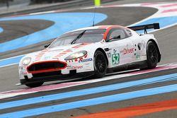 #52 Young Driver AMR Aston Martin DBR9: Christoffer Nygaard