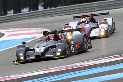 #43 Dams Formula Le Mans - Oreca 09: Gary Chaleton, Andrea Barlesi, Alessetro Cicognani, Laurens Van