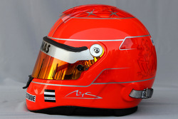 Casco de Michael Schumacher, Mercedes GP
