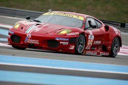 #95 AF Corse Ferrari F430 GT: Giancarlo Fisichella, Toni Vilener, Jean Alesi